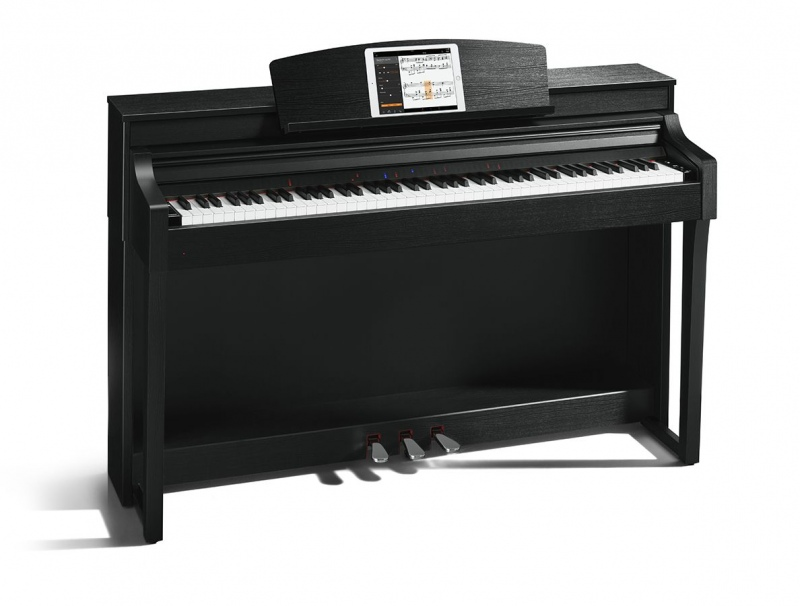 yamaha csp 170 schwarz poliert digitalpiano neu piano. Black Bedroom Furniture Sets. Home Design Ideas