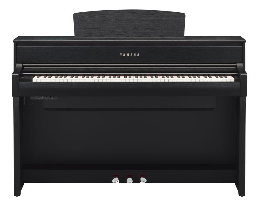 Yamaha clp 675 black digitalpiano neu piano faust for Yamaha clp 675